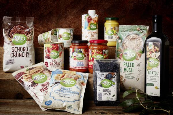 500 Verpackungen dm Bio